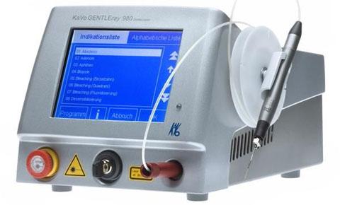 Аппарат для лазерного отбеливания зубов