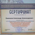 Сертификат 11 - Ематинов Александр Александрович