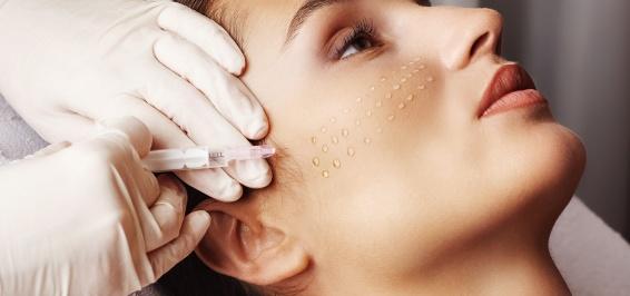 Устранение возрастных изменений кожи
