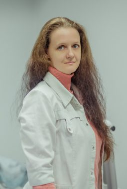 Врач ультразвуковой диагностики 1-й квалификационной категории Глушкова Анастасия Анатольевна