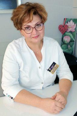Кандидат медицинских наук, врач-гинеколог-онколог высшей категории Костевич Галина Владимировна