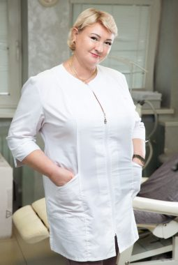 Специалист по ручному массажу Кузнецова Мария Геннадьевна