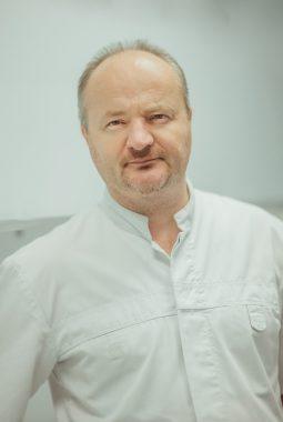 Врач ультразвуковой диагностики 1-й квалификационной категории Моисеев Александр Владимирович