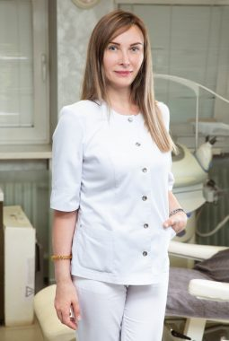 Специалист по коррекции фигуры Воинова Елена Эдуардовна