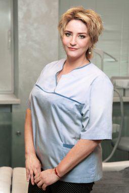 Специалист по ручному массажу Гаврик Виктория Валерьевна