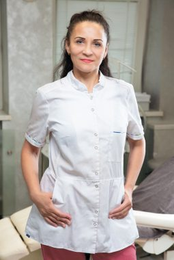Специалист по ручному массажу Касьяненко Анжела Леонидовна