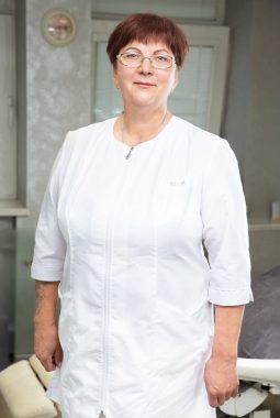 Специалист по ручному массажу Козырь Любовь Андреевна